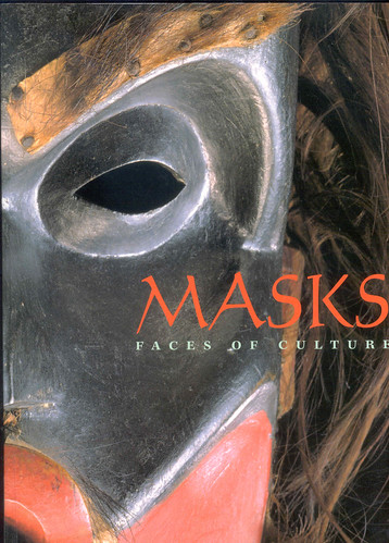Masks: Faces of Culture | by Wanamaker Librarians & Library Techs
