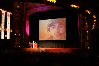Kevin Rose over the webcam | by marjolijn.