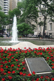 NYC - Bowling Green Park | by wallyg