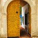 Yellow Door I