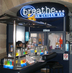 Breathe Oxygen Bar Panama City Beach