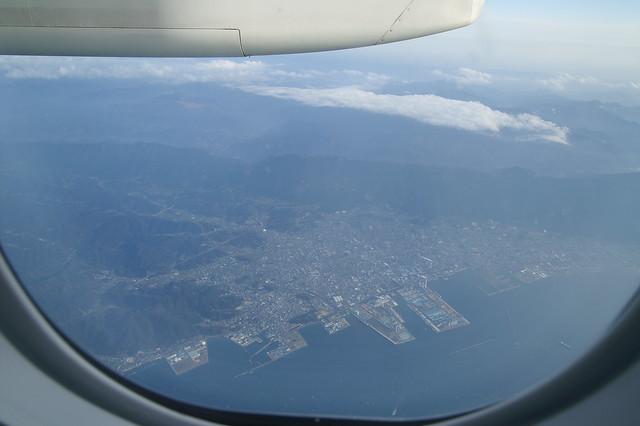 in flight flickr photo sharing
