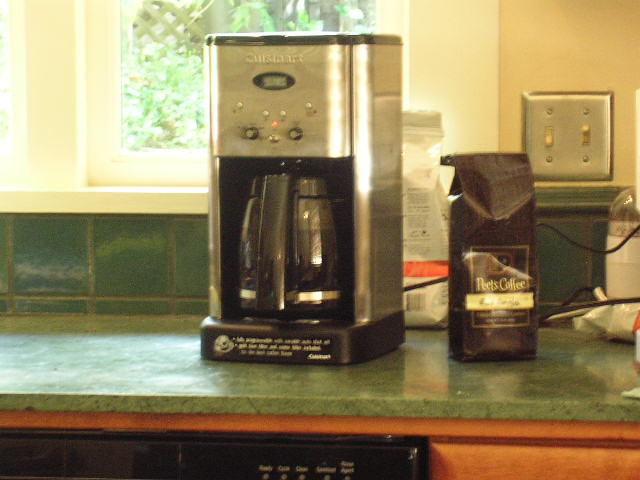 A Coffee Maker Contains A Heating Element That Has A Resistance Of : New coffee maker Cuisinart DCC-1200. New coffee maker. Mak? Flickr