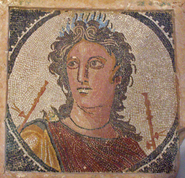Euterpe, musa de la música | The Muse Euterpe (Roman ...