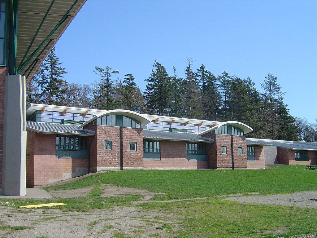 Rogers Elementary School In Saanich Bc Canada This Is