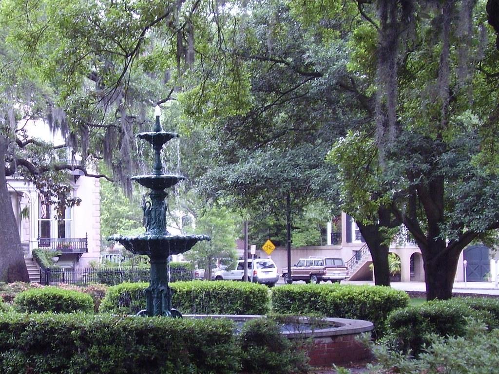 Calhoun Square Savannah Ncbuller Flickr