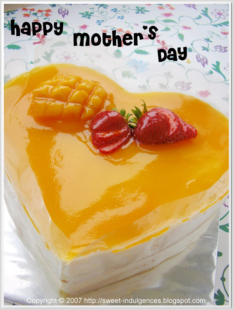 Mothers Day Cake Delivery Singapore