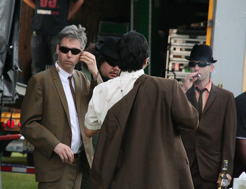 I spy some Beastie Boys backstage | by Nine Inch Nilina