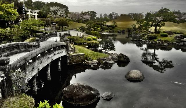 ... Japanese Water Garden Redux | By Jeff Epp