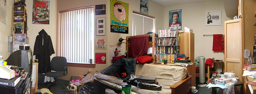 Miller Hall, Room 208 (Panoramic) | by chrismetcalfTV