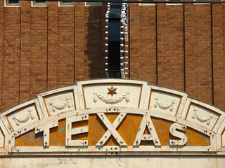 Texas Theater Face - Seguin, TX | by Valentinian
