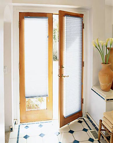 Patio Door Shades By Windowimprovements Com The