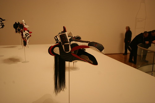 brian jungen exhibition in munich | by bloodlet1