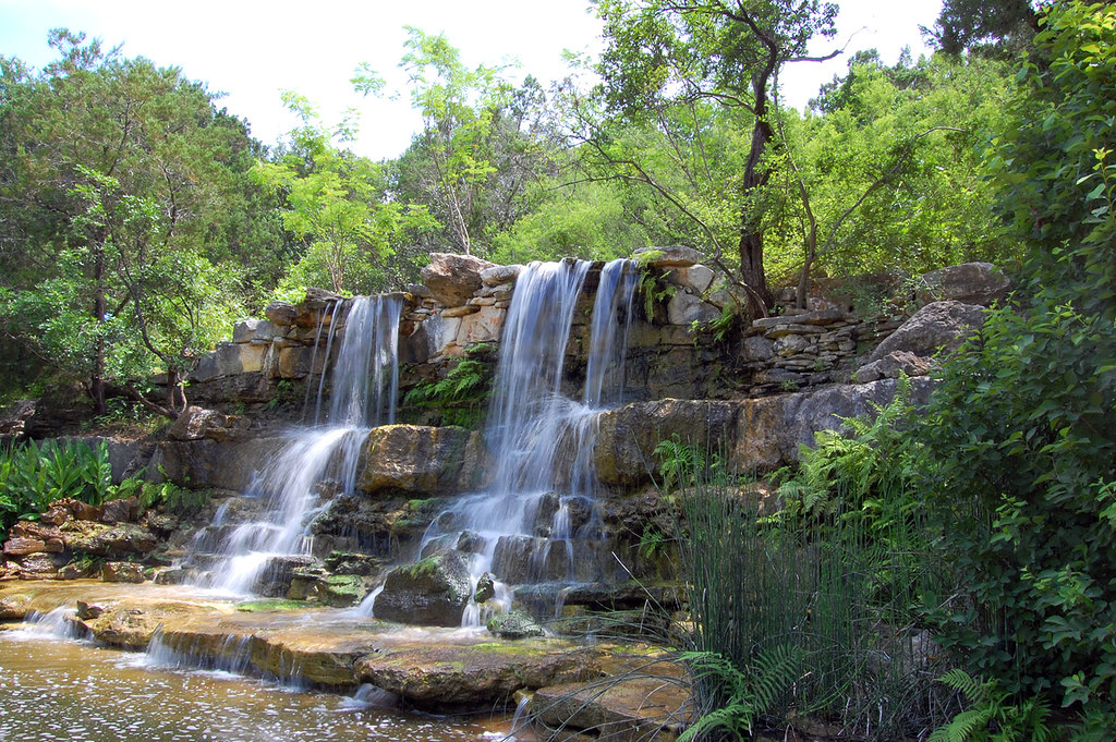 Superbe ... Zilker Botanical Gardens   Austin, Texas | By Eabenes