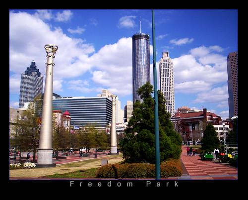 Freedom Park Atlanta Freedom Park Atlanta | by