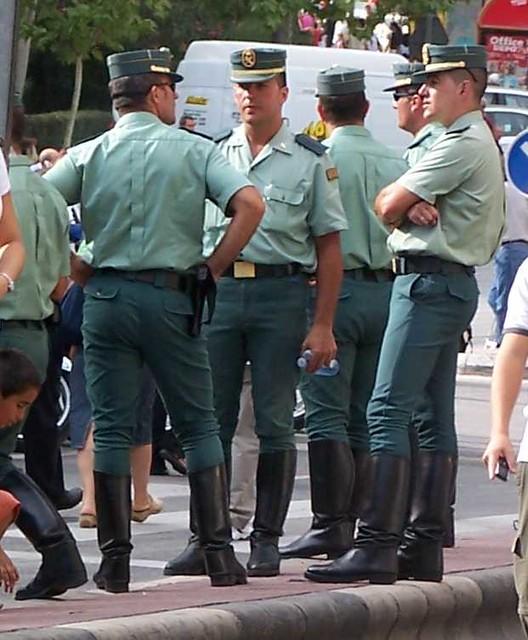 Guardia civil de tr fico copsadmirer flickr - Guardia civil trafico zaragoza ...