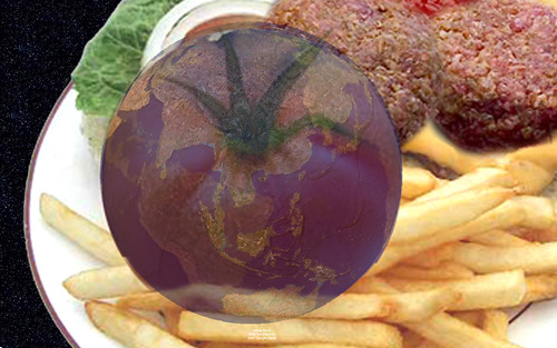 Globalization: Food, Fertilizer and Fuel | Through WSJ ...