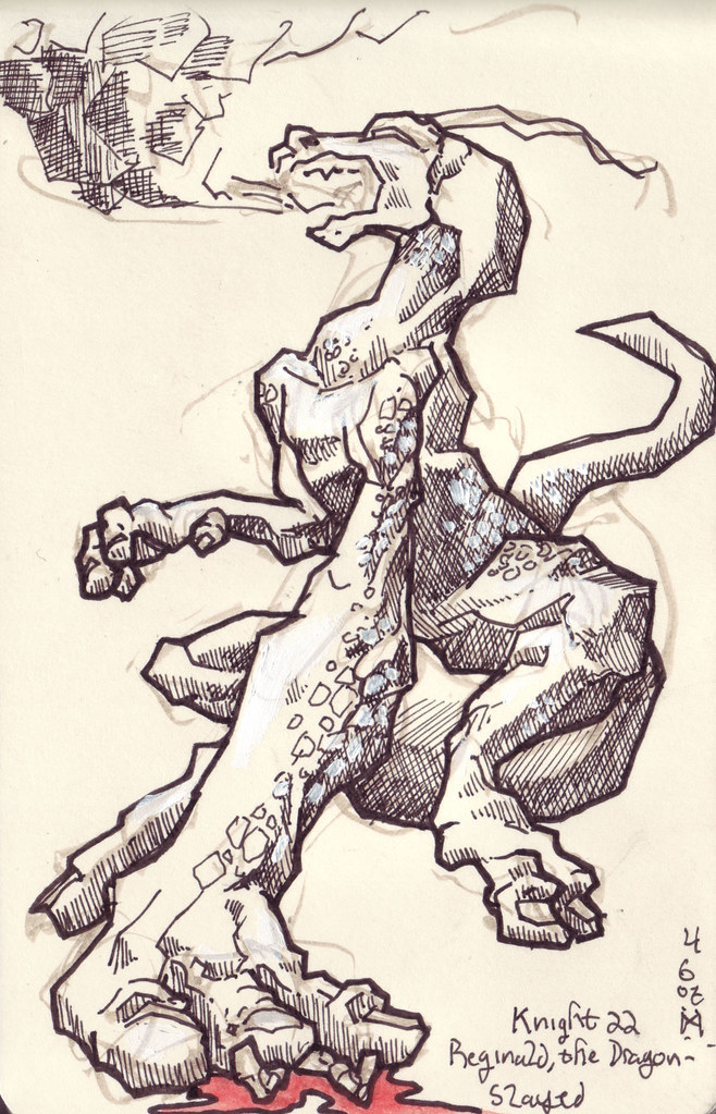 dragon bohrer