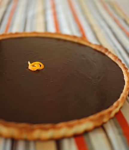 Orange Chocolate Tart | by ulterior epicure