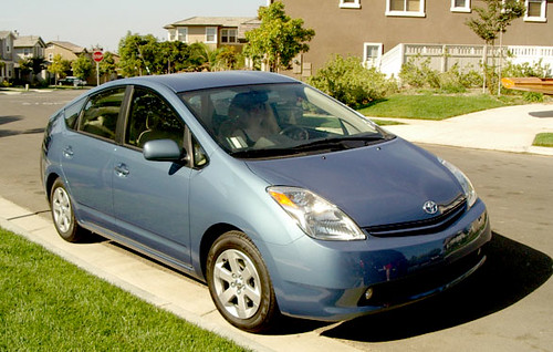 2004 Prius: Glamour Shot | by greekgeek