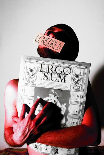 °L'Ergo Sum Inquisito° | by Morgan Fuse
