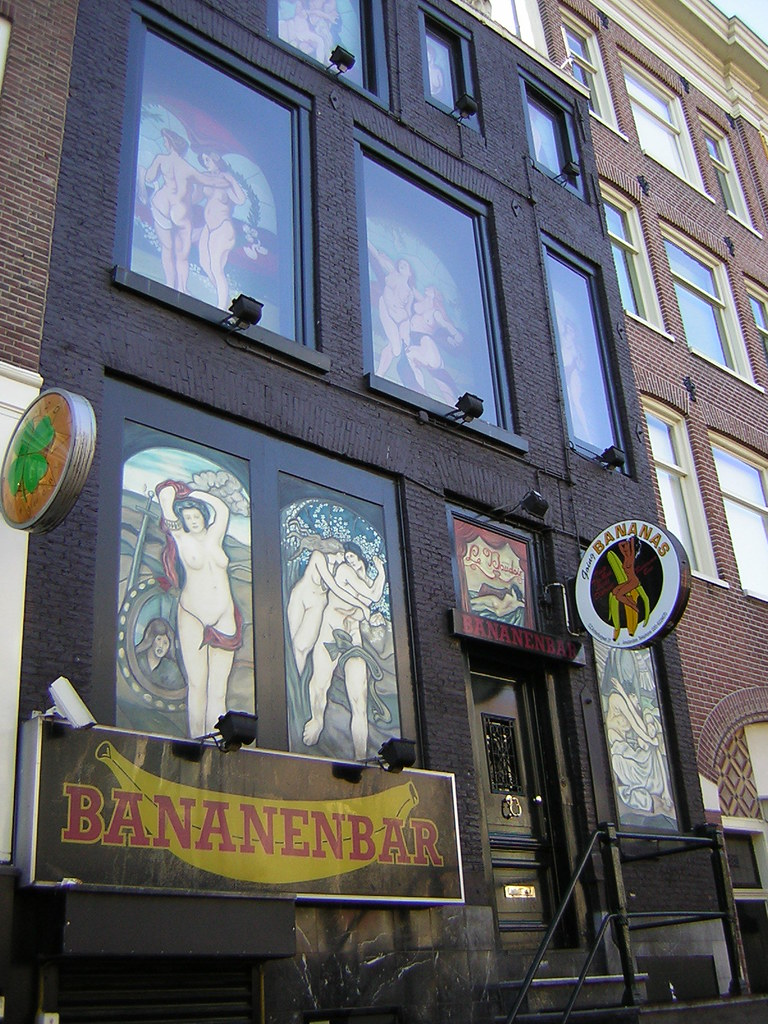 Amsterdam adult guide to