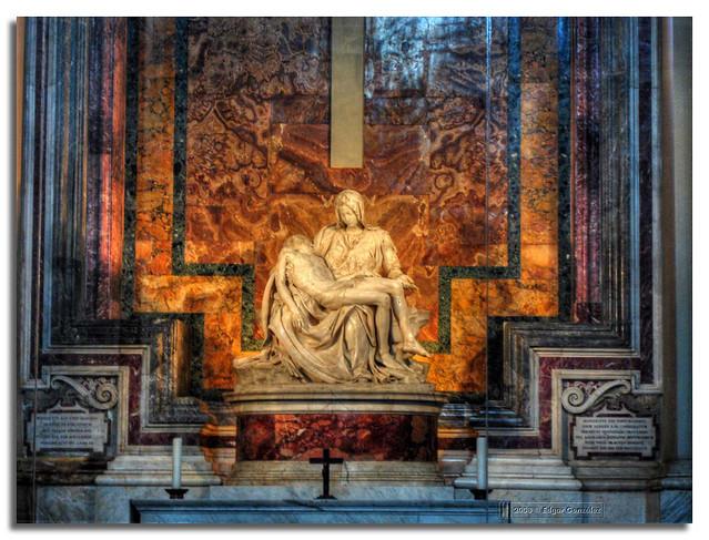 Michelangelo Buonarroti Pieta Michelangelo Buonarroti