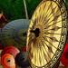 Pathein Htee (Umbrella from Pathein City)