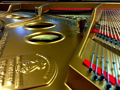 Steinway & Sons 1913 | by happy1961