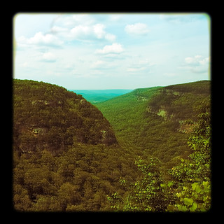 04.7 View-Master Homage: Cloudland Canyon State Park | by Lance McCord