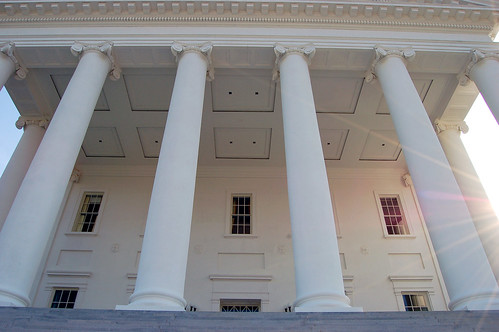 Virginia Capitol Front Portico | by taberandrew