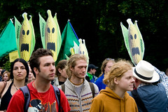 Anti-G8 Demonstrations (02) - 03Jun07, Rostock (Germany)