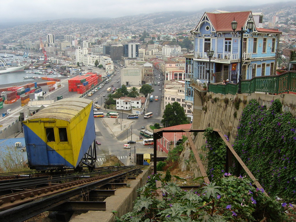 Valparaiso Chile  city photos gallery : Valparaiso, Chile | The colonial city of Valparaíso is an ex ...