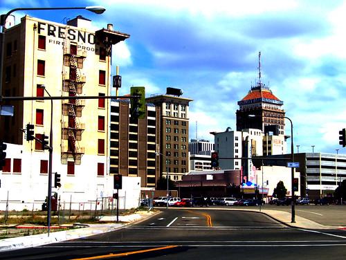 Downtown Fresno, Ca  1Flatworld  Flickr-4182