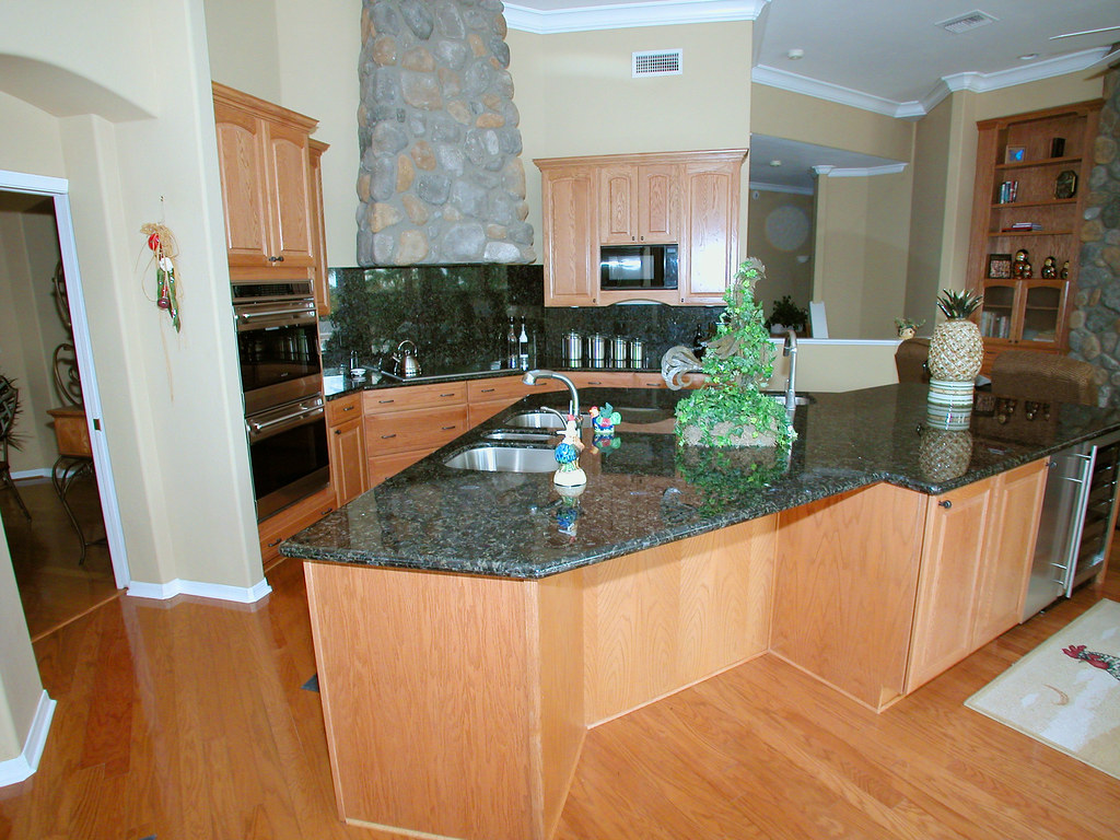 Remodeled Kitchens In S Traditional Homes