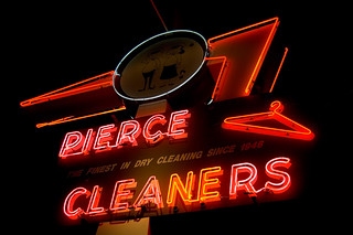 Pierce Cleaners | by GmanViz