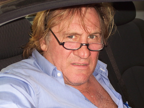 Gerard Depardieu | by Tom Lee KelSo