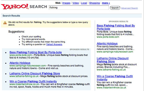 yahoo search uk down | by rustybrick