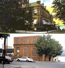 The City Club Then and Now, Newburgh NY | by bowerybay