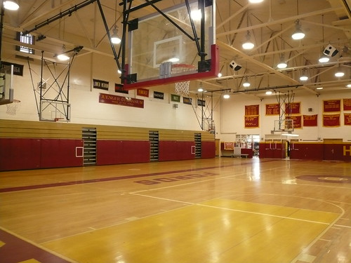 Haverford High's Gym | by theplaz
