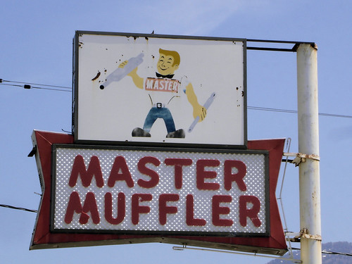 Master Muffler on 20th, Ogden UT | by samwibatt
