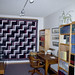 Bird City Library: Front Room Quilt