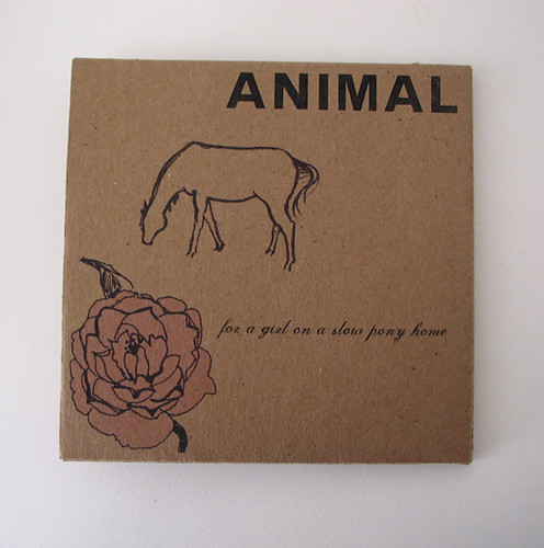 animal cd cover | by shash