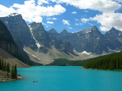 Moraine Lake, Banff National Park | by Hornplayer