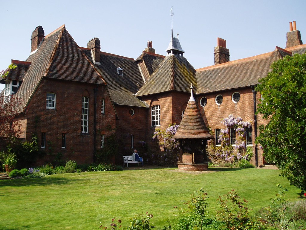 Red House Red House Built In 1859 By Philip Webb For