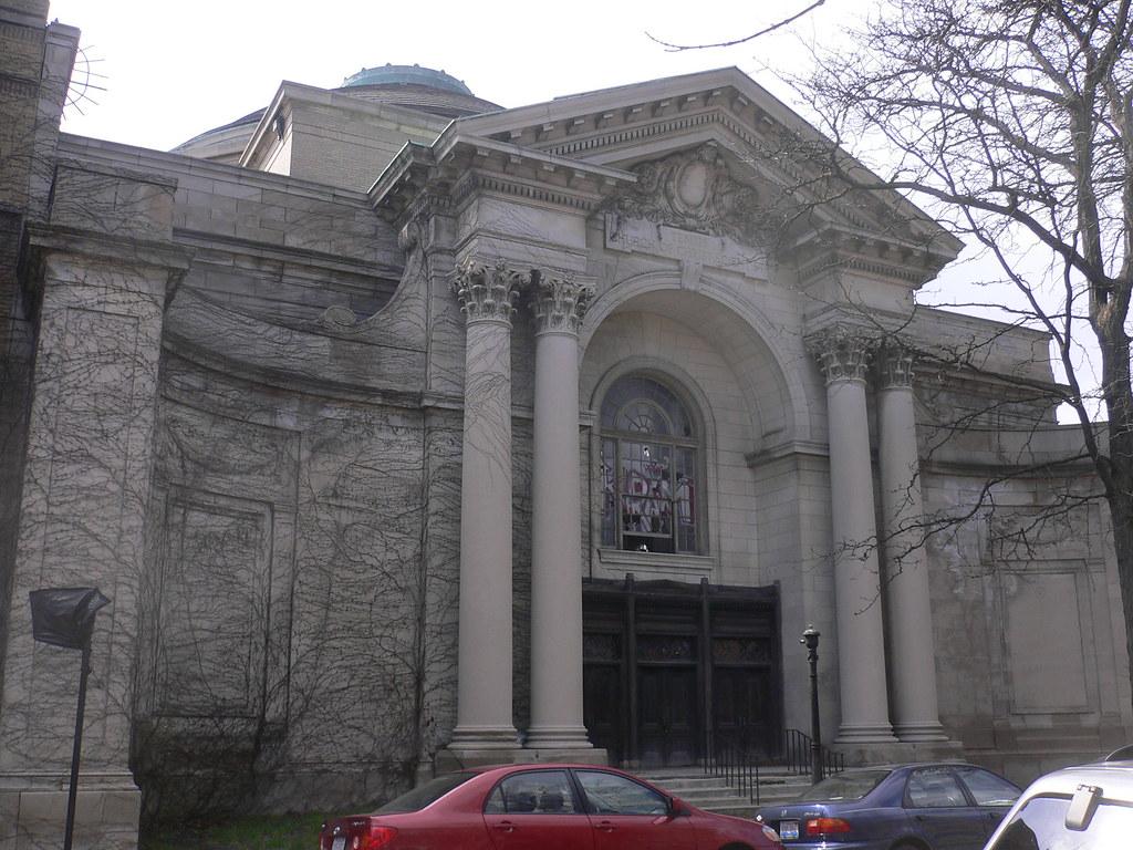 Abandoned Church - Hyd...