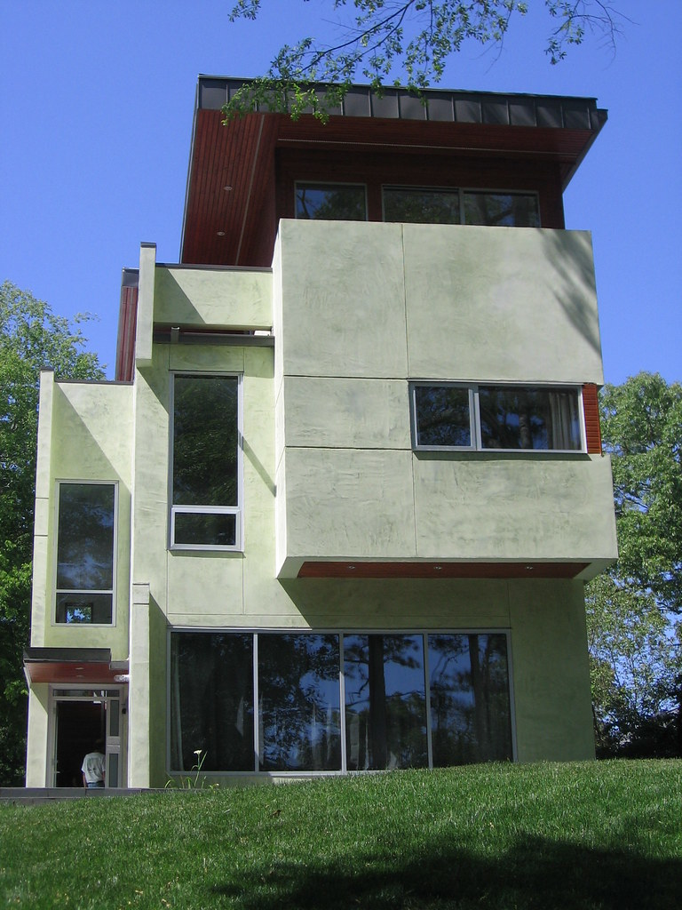 1447 sylvan cir ne 1 atlanta modern homes tour homes for New modern homes atlanta