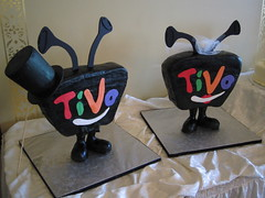 TIVO cakes | by debbiedoescakes