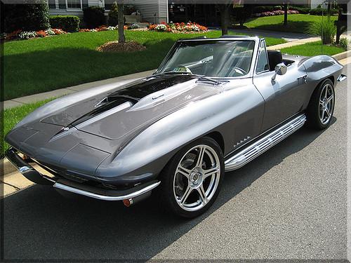 1967 corvette stingray 427 wallpaper