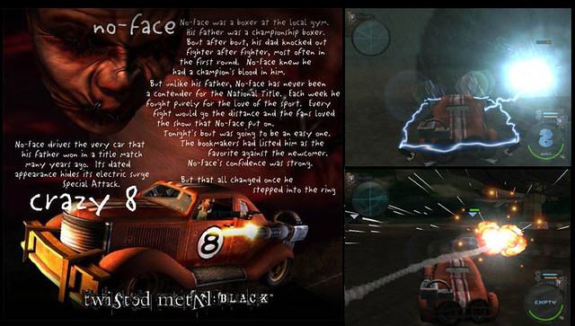 twisted metal black ps2 twisted metal black ps2 flickr